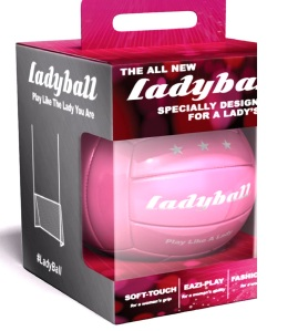 ladyball